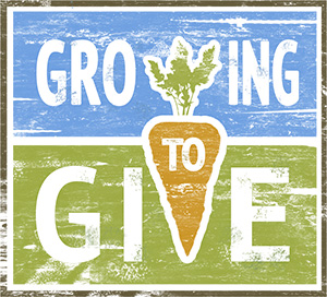 Growing to Give Logo
